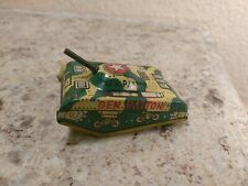 Vintage Tin Friction Toy Japan