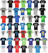 ✔ NIKE Herren T-Shirt Just Do It Swoosh Air S M L XL XXL Shirt Fitness Sport NEU