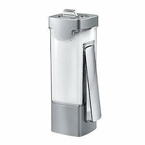 Honey-Can-Do Zevro KCH-06073 pro Sugar N More Dispenser - Silver
