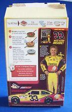 Clint Bowyer Cardboard Race Scene Hamburger Helper Empty Box #33 2008