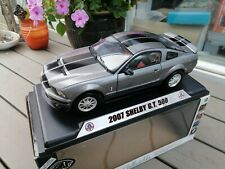 1/18 Shelby Collectibles 2007 Shelby GT 500 // 40 Years Aniversari M BOX RARE!!