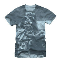 STAR WARS T-Shirt Hand Of Darth Vader Allover Print New Authentic S M L XL XXL