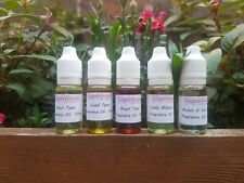 Designer Fragrance Oils ~ 100% Concentrate ~ 10ml Bottle