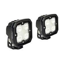 Denali Motorbike / MC / Adventure D4 Hybrid LED Flood And Spot Light Kit