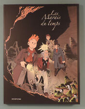 Spirou Fantasio Marais du Temps fourreau Le Gall avec bonus Dupuis 2007