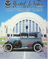 "1929 Tudor - Model ""A"" News Official Publication Vol.31 NO.4 1984"