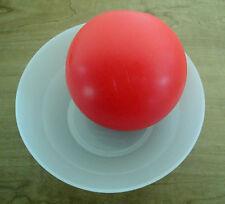 4 RED Foam Stress Balls