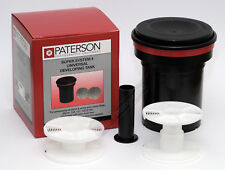 Paterson Photographic Black & White Film Developing Tank Inc 2 Film Reels