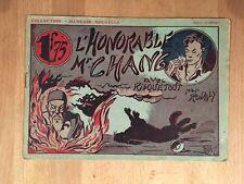 Collection Jeunesse Nouvelle - Mai 1942