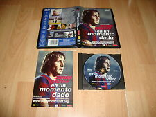 JOHAN CRUYFF EN UN MOMENTO DADO EN DVD UNA PELICULA SOBRE CRUYFF BUEN ESTADO