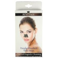 Revitale Blackhead Nose Strips Blackhead Remover Strips Pore Charcoal Nose Mask