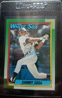 1990 TOPPS #692 SAMMY SOSA ROOKIE CARD RC CHICAGO WHITE SOX CUBS MINT