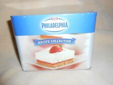 2008 KRAFT PHILADELPHIA RECIPE COLLECTION TIN BOX  76 RECIPE CARDS