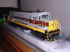 BOWSER #23811  Erie-Lackawanna G.E.U25B Diesel Loco #2505 w/DCC & Sound H.O.Ga.