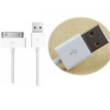 Car Charger Adapter + USB Cable for Apple iPhone 4 4G 4S iPod Touch