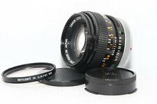 CANON FD 50mm 1,4 S.S.C. Obiettivo x Reflex + Filtro Skylight <Anche x Digitali>