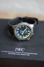 IWC Aquatimer 2000m