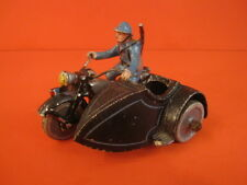 ALL ORIGINAL MOTORCYCLE WITH SIDE CAR QUIRALU 1938