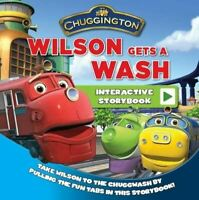 Very Good, Chuggington Interactive Pull Tab Pop-Up (Disney Chuggington Tab Pop U