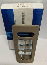 OEM 00-07 Ford Taurus Mercury Sable LH Switch Bezel Housing Parchment/Beige/Tan