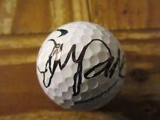 Jane Park Golfer Autographed Signed Nike Golf Ball LPGA Tour
