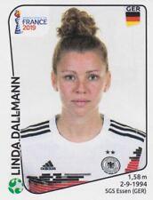 Panini Frauen WM 2019 Sticker 115 Linda Dallmann Deutschland