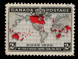 #85 Canada mint