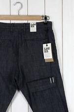Jeans da uomo blu regolare Lee