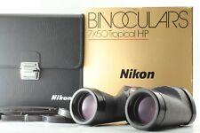 TESTED! [NEAR MINT w/BOX] Nikon 7X50 7.3°BINOCULARS Tropical HP JAPAN #157