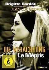 Die Verachtung - Le Mépris (NEU/OVP)von Jean-Luc Godard mit Brigitte Bardot und