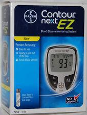 Bayer Contour Next EZ Blood Glucose Monitor Test System Diabetes Meter Ex 11/17