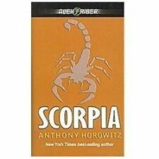 Scorpia by Anthony Horowitz (Alex Rider Series)