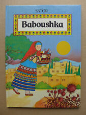Arthur Scholey - Baboushka . Un conte russe traditionnel