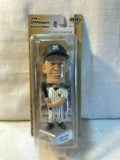 Joe DiMaggio New York Yankees Upper Deck Play Makers Bobble Head & Baseball Card