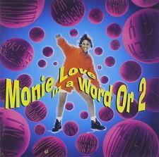 In a Word or 2 by Monie Love (CD, Mar-1993, Warner Bros.)