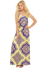 Halter Paisley Dresses for Women