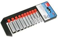 Juegos de llave de tubo de taller métricas 10mm.