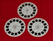 OREGON VIEW-MASTER REELS LOT Bonneville Dam, Sanctuary of our Sorrowful Mother