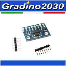Modulo GY291 Accelerometro digitale 3 assi ADXL345 3-Axis Accelerometer