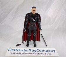 "Star Wars Black Series 6"" Inch Moff Gideon Loose Figure COMPLETE The Mandalorian"