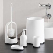 Sets de accesorios para baño de plástico de color principal blanco