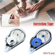 2PCS 30m Correction Tape Stationery Creative Office School Stationery Supplies_