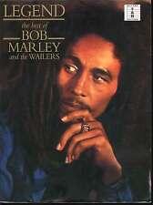 Bob Marley Spartito Legend - The Best of Gitarre, Tabulatur Nuovo 9780711953765