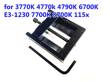 Intel CPU Delid Cap Opener for i5 i7 3770K 4790K 6700K 7700K 8700K E3-1230 115x