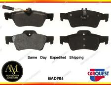 *Rear Disc Brake Pads ceramic BMD986 fits, 06-14 Mercedes E350