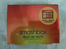 Smashbox Ablaze Face Palette Blush Bronze Highlight New