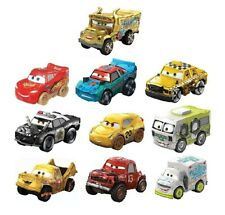 Disney Pixar Cars Mini Racers Derby Series 10 Pack Vehicles. NEW IN BOX