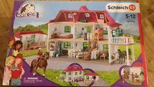 Schleich 42416 Gro�Ÿer Pferdehof mit Wohnhaus und Stall NEU&OVP