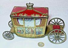 More details for splendid antique jacobs figural biscuits tin 1936