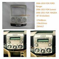 Car Radio fascia For FORD Ranger 2006-2010 Everest 2006-2013 / MAZDA BT-50 2006